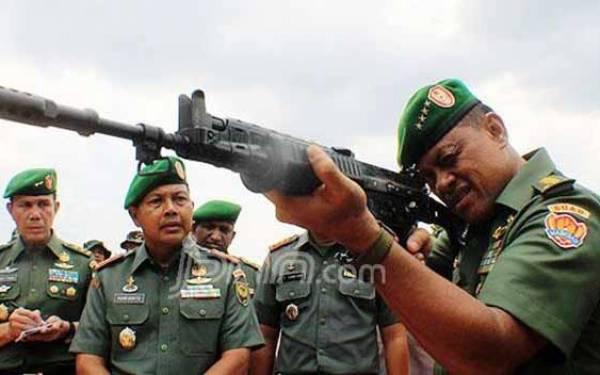 DPR Evaluasi Program Swasembada Pangan Panglima TNI - JPNN.com
