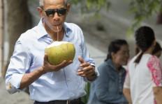 Nasi Goreng dan Sate Ayam Makin Ngehits Gara-gara Obama - JPNN.com