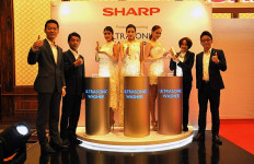 LED TV Sharp Indonesia Catat Rekor MURI - JPNN.com