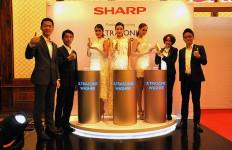 Sharp Indonesia Sabet 4 Kategori Penghargaan Top Brand 2019 - JPNN.com