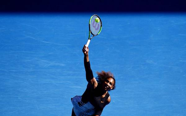 Debut Comeback, Serena Williams Habisi Petenis Kazakhstan - JPNN.com