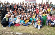 HDCI Bantu Bangun Masjid untuk Korban Banjir Garut - JPNN.com