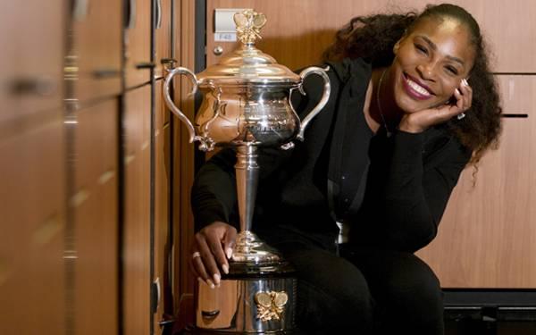 Serena Kembali jadi Nomor Satu Dunia - JPNN.com