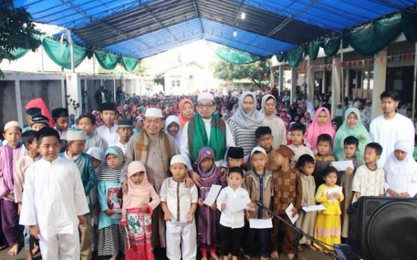 Jazuli Juwaini Ajak Perkokoh Cinta kepada Nabi - JPNN.com