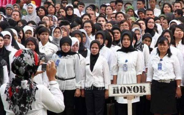 Pengangkatan Honorer K2 Dilakukan Bertahap - JPNN.com
