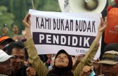 Guru Honorer Ultimatum Dinas Pendidikan Banten, Ditunggu Hingga Besok - JPNN.com