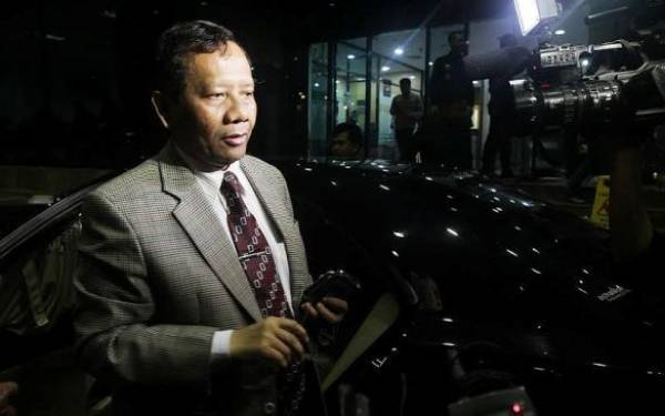 Mahfud MD Sudah 12 Kali Pasang Badan demi KPK, Bagaimana Saat Ini? - JPNN.com