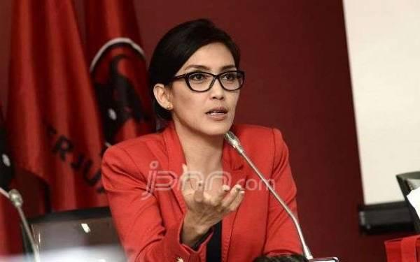 Rieke Tanggapi Santai Pencopotannya Sebagai Pimpinan Baleg DPR - JPNN.com