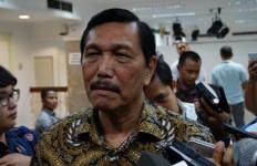 Soal Turis Tiongkok di Indonesia, Luhut Binsar: Cuma Dua Juta Saja Sudah Ribut - JPNN.com