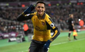 MU Pengin Sanchez, Arsenal Minta Martial, Mourinho Ogah - JPNN.com