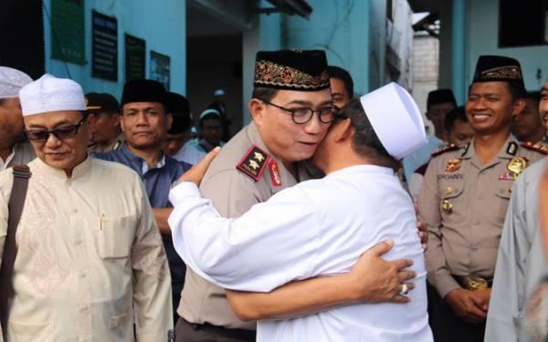Lima Partai Deklarasikan Mantan Kapolda Jatim Jadi Bacawali Surabaya - JPNN.com