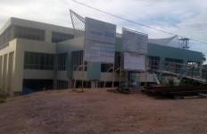 Bupati Pessel Setop Pembangunan RSUD - JPNN.com