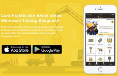 Aplikasi Tukang.com Sudah Bisa Diunduh di AppStore - JPNN.com