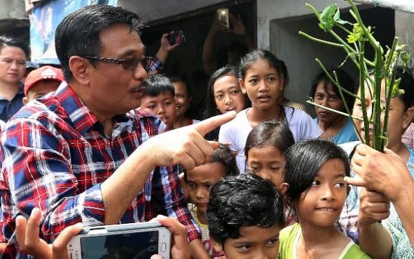 Petugas PPSU Meninggal, Djarot: Kami Akan Bantu - JPNN.com