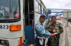 165 Kendaraan Terjaring Razia Polisi Militer TNI AL - JPNN.com