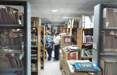 Nasibmu PDS HB Jassin..Dana Disetop, Buku pun Berjamur - JPNN.com