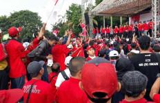 Sumpah, Kader PDIP DKI Setia ke NKRI dan Megawati - JPNN.com