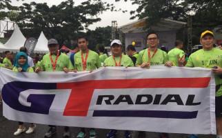Peduli Anak Penderita Kanker, GT Radial Dukung Anyo Run - JPNN.com