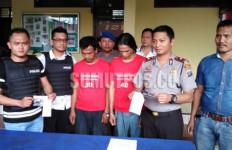 Ketua OKP Sok Jago, Ditangkap Polisi Langsung Ciut - JPNN.com