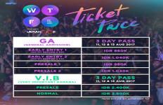 Pengin Nonton We The Fest 2017? Cek Harga Tiketnya Nih - JPNN.com