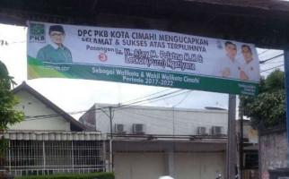 Spanduk Ucapan Selamat untuk Jago PDIP Sudah Bertebaran - JPNN.com