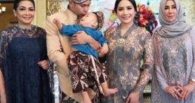 Raffi Ahmad dan Nagita Slavina Rayakan 6 Tahun Pernikahan, Begini Doa Rieta Amalia