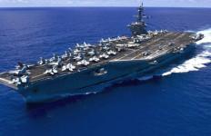Kehadiran USS Carl Vinson Bikin Tiongkok Tersinggung - JPNN.com