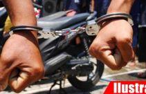 Penadah-Sindikat Pelaku Curanmor Dibekuk Polisi - JPNN.com