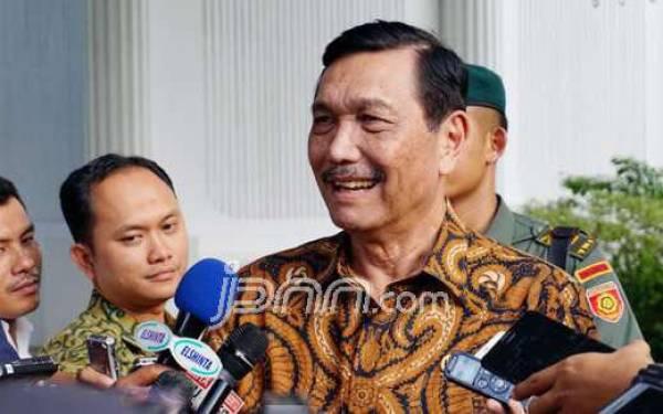 Soal Menteri Pencetak Utang, Luhut Pertanyakan Etika Prabowo - JPNN.com