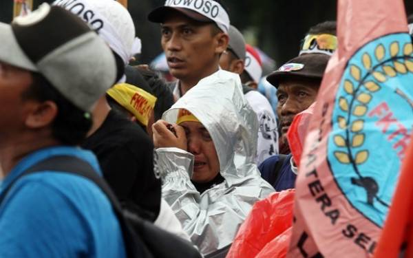 Hubungan Sesama Pimpinan Honorer K2 Makin Runyam, Curiga soal Dana - JPNN.com