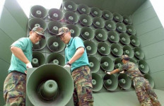 Copot Speaker Propaganda, Dua Korea Makin Mesra - JPNN.com