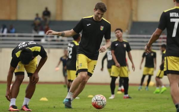 Pemain Persiba Ini Berharap Liga 2 2020 Tetap Jalan - JPNN.com