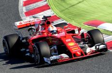 Sebastian Vettel Paling Cepat di FP2 GP Malaysia - JPNN.com