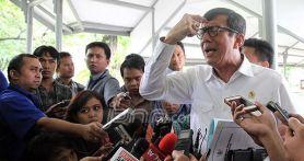 UU KPK Direvisi, Please Jangan Suuzan kepada Pak Jokowi