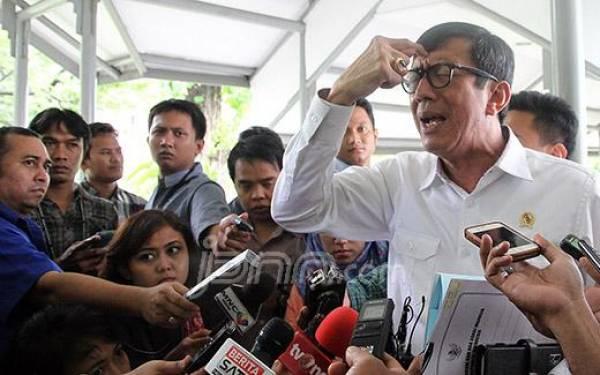 Penjelasan Terbaru Menkumham soal Remisi untuk Pembunuh Wartawan - JPNN.com