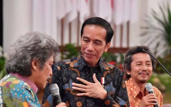 Pertama Kalinya Istana Rayakan Hari Musik Nasional - JPNN.com