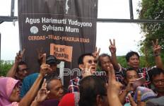Eks Relawan Agus-Sylvi Alihkan Dukungan ke Badja - JPNN.com