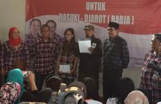 Djarot: Relawan Agus-Sylvi Dukung Kami - JPNN.com