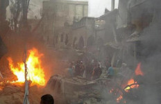 Bom Serang Pemakaman Sahabat Nabi, 46 Warga Syiah Tewas - JPNN.com