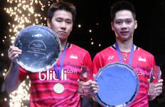 Bikin Lawan Bertengkar, Marcus/Kevin Juara All England - JPNN.com