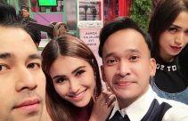Raffi Ahmad Vakum Tampil di TV, Ruben Onsu: Semoga Kesehatannya Pulih - JPNN.com