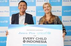 Jawa Pos Group Kerja Sama dengan UNICEF - JPNN.com