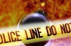 Duarr.. Bom Rakitan Meledak Ditangan Penerima Paket - JPNN.com