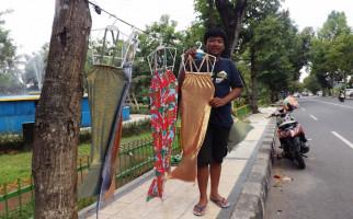 Usaha Baju Renang Mermaid, Omzetnya Rp 30 Juta Perbulan - JPNN.com