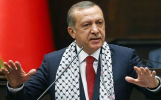 Lupakan Nasib Ikhwanul Muslimin, Erdogan Kirim Delegasi Persahabatan ke Mesir