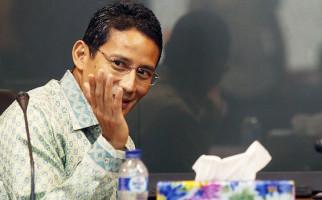 Respons Sandiaga soal Status Tersangka untuk Ketua Umum PA 212 - JPNN.com