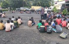 Astaga! 118 Anak SMP dari 10 Kecamatan Siap Tawuran - JPNN.com