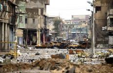 ISIS Semprotkan Gas Kimia Mematikan ke Tengah Kota - JPNN.com