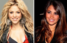 Pique dan Shakira Tak Diundang ke Pernikahan Messi - JPNN.com