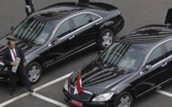 SBY Disebut Masih Pinjam Mobil RI1, Demokrat Protes - JPNN.com